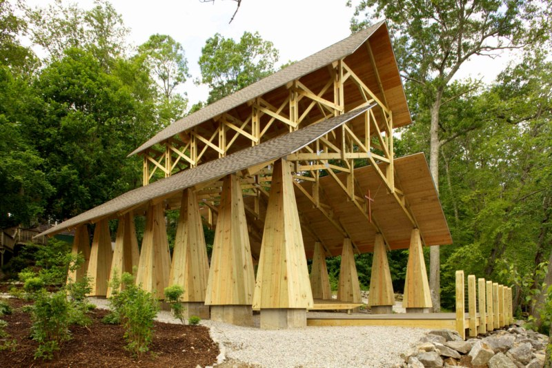 Incarnation Camp Chapel Saved By Design