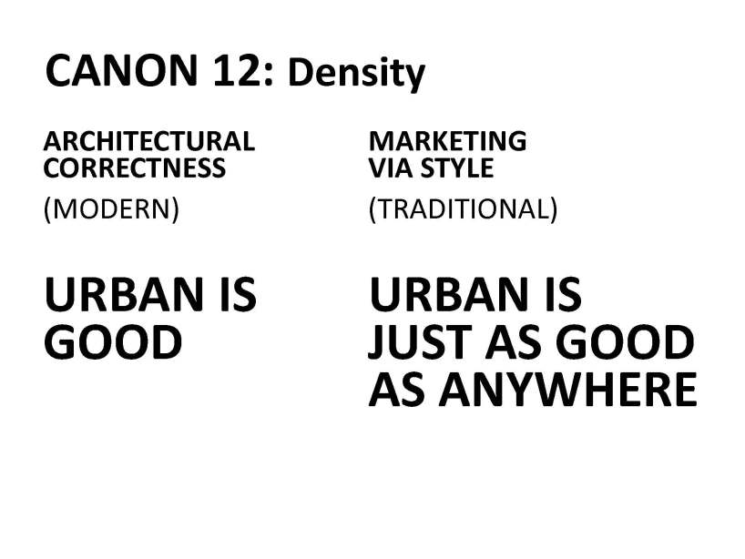 Canon 12 Density