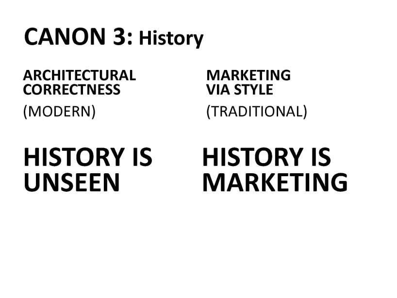 Canon 3 History